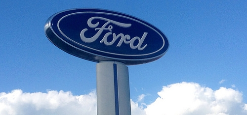 Ford Announces Recall