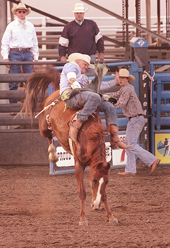Chances to Pioneer City Rodeo Tickets