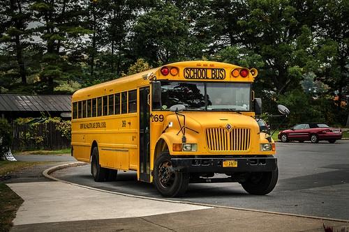 IL School Bus Seat-Belt Debate