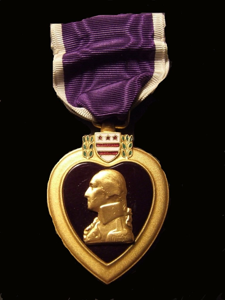 Purple Heart Monument Dedicated in Springfield