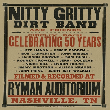 Dirt Band to Celebrate a Half-Century of Music with Album and DVD