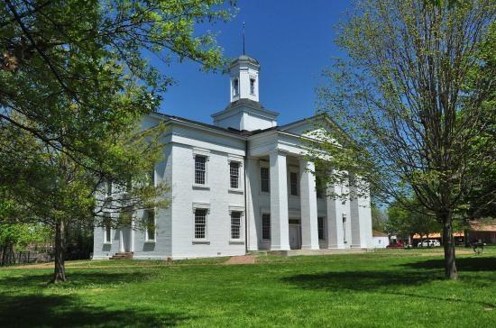 Contractors Encouraged to Bid on Vandalia Statehouse Work