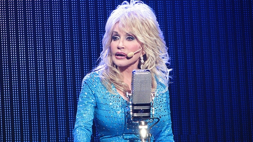Dolly Parton Donates 100-Millionth Book To Library Of Congress