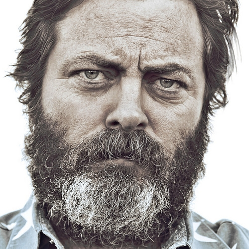 Nick Offerman Coming to Champaign