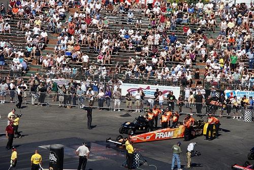 Ray Skillman Injured In Las Vegas Racing Accident