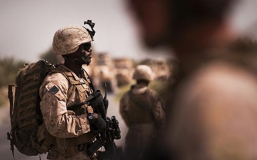 Honor a Veteran or Current Service Member