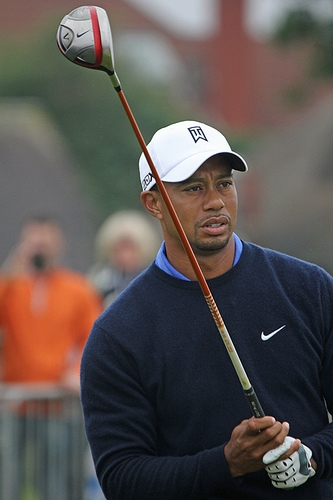 Woods 40-To-1 To Win First Tournament Back