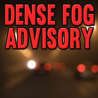 Dense Fog Advisory Issued for Portions of Central Illinois