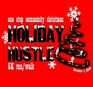 EIU Holiday Hustle Dec. 3rd