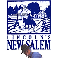 Lincoln New Salem State Historic Site Fall Festival