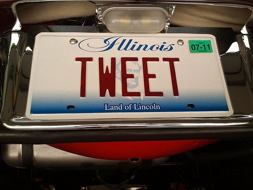 Illinois Secretary of State Receives Enough Interest to Warrent Alzheimer's Plates