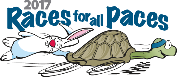 Races for all Paces Signup Available Until May 11th
