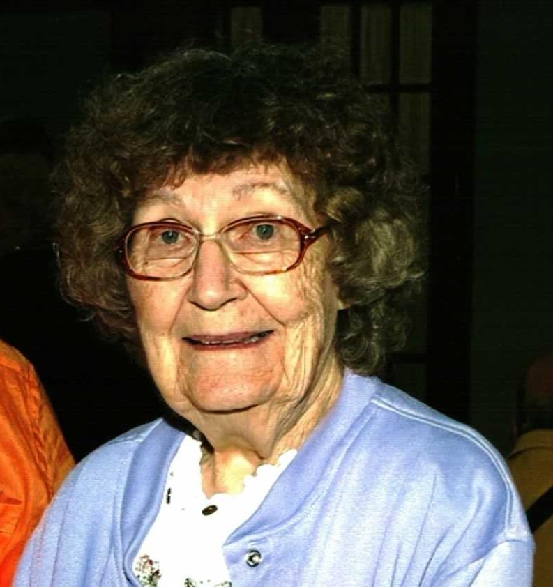 Marjorie Ruth Ritchie