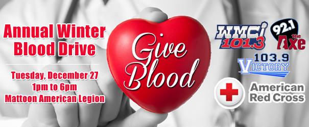 Annual Winter Blood Drive