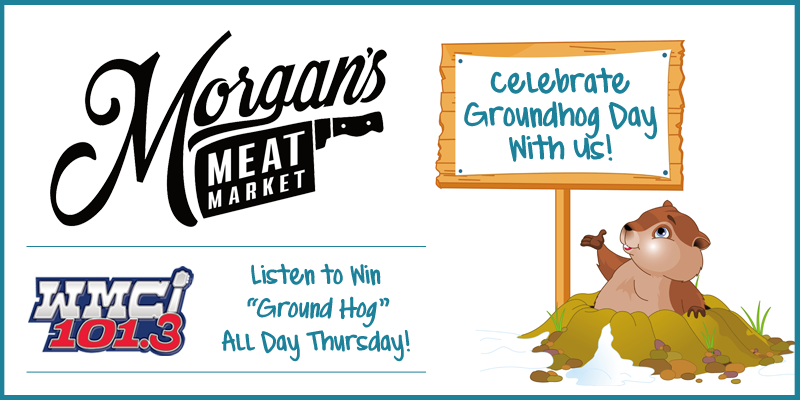 """""""Ground Hog"""" Day with Morgan's Meat Market"""