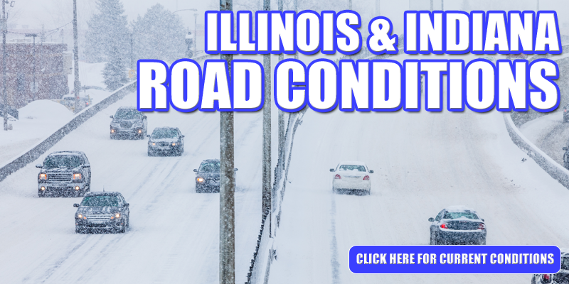 The Illinois Dept. of Transportation road conditions