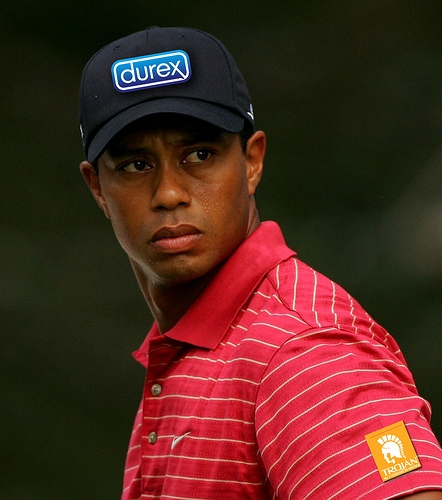 Tiger pulls out of Dubai due to back spasms