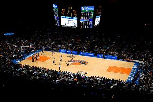 Report: Knicks Lift Ban On Oakley