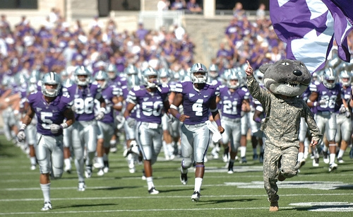 Kansas State's Snyder Diagnosed With Throat Cancer