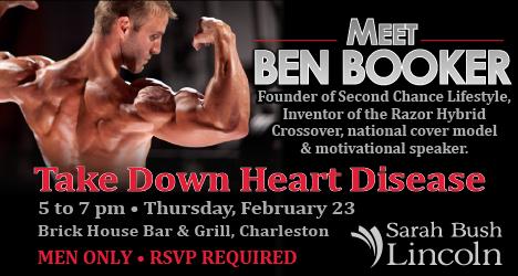 Take Down Heart Disease with Ben Booker