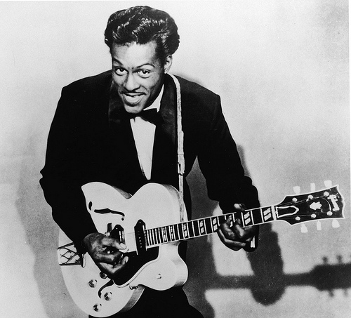 Chuck Berry Dead at Age 90