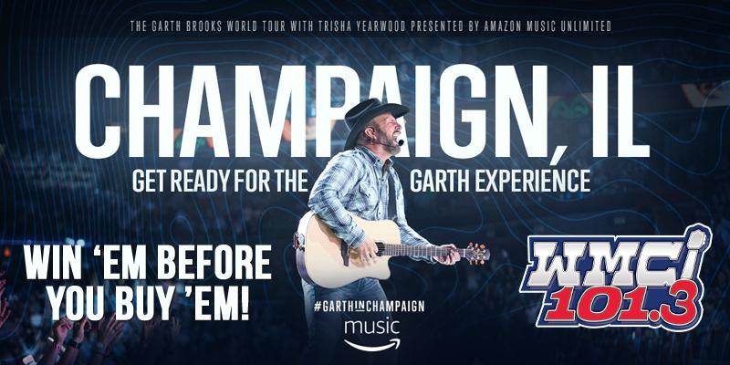 Garth Brooks - Win 'Em Before You Buy 'Em!
