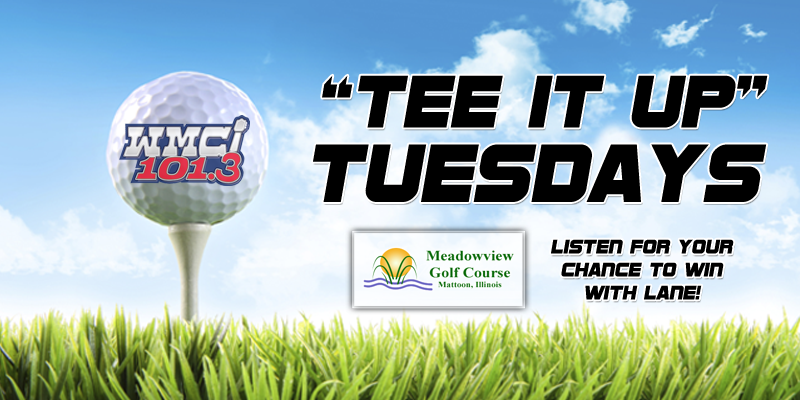 """Tee It Up"" Tuesdays with Meadowview Golf Course"