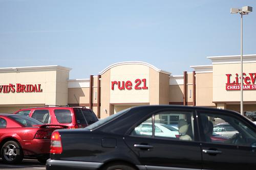 Rue21 To Close Hundreds of Stores