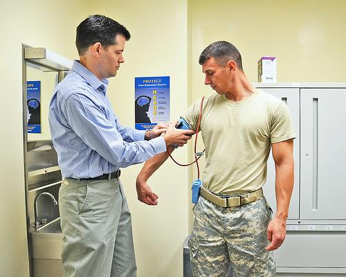 Lincolnland Hospice Blood Pressure Clinics