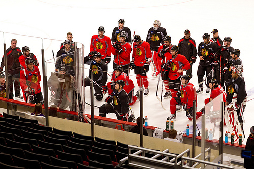 Blackhawks Dismiss Assistant Coach Kitchen