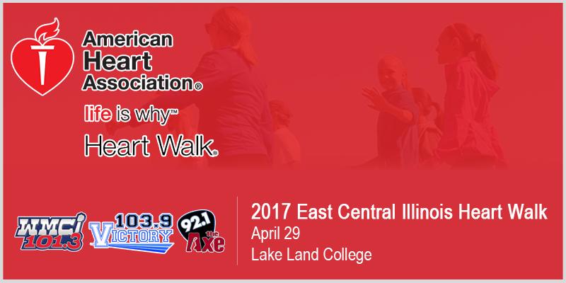 2017 East Central Illinois Heart Walk