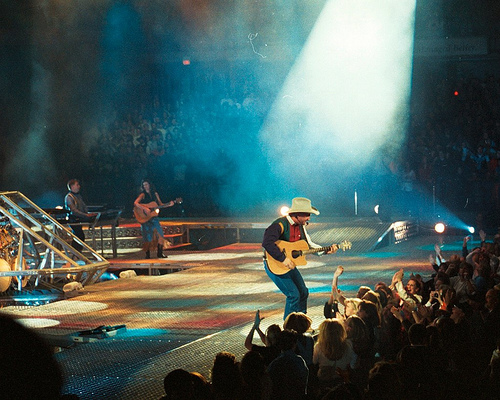Charges After Attempted Beer Theft At Garth Brooks Concerts