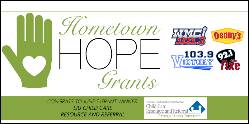 Hometown HOPE Grant - June Winner