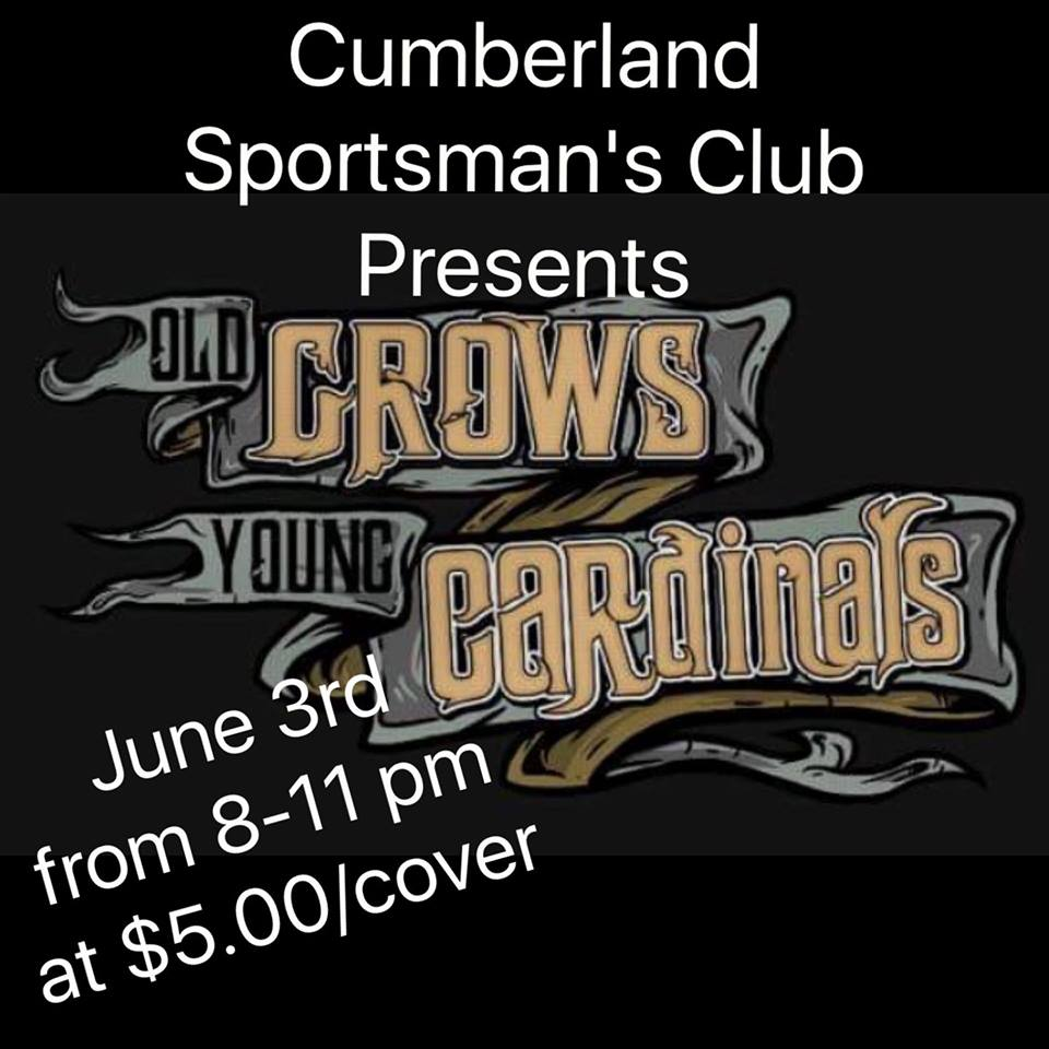 Old Crows, Young Cardinals Band to Perform