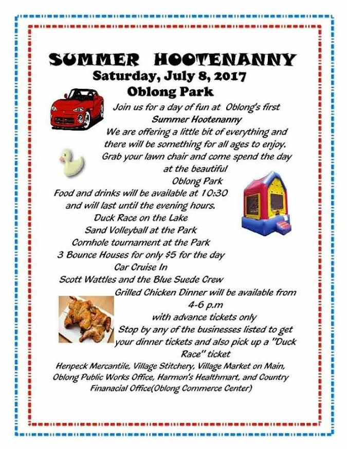 Summer Hootenanny