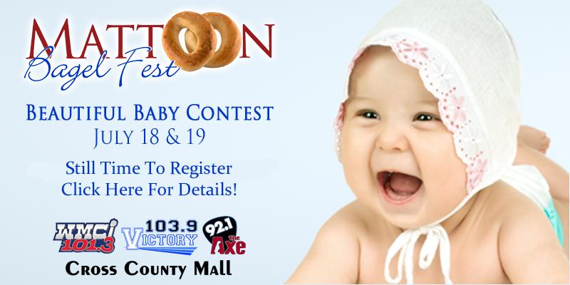 Mattoon Bagelfest Beautiful Baby Contest