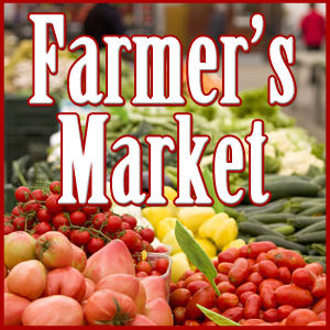 Strasburg Farmer's Market, Thursday, July 12
