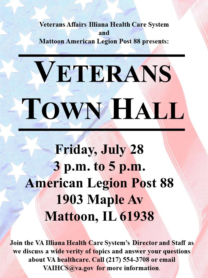 Veterans Town Hall Meeting