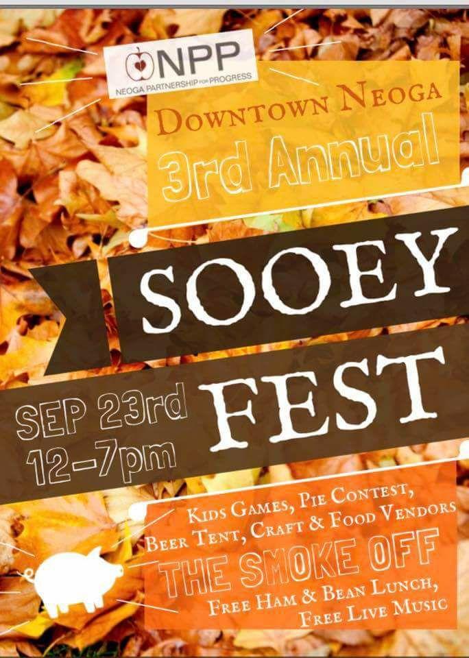 Sooeyfest in Neoga