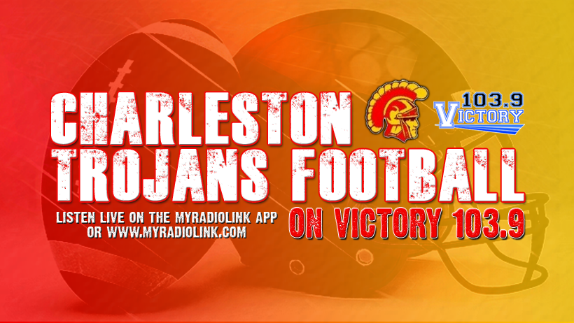 Charleston Trojans Football on Victory 103.9