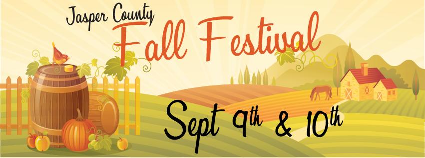 Jasper County Fall Festival