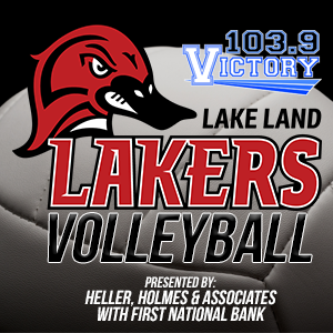 Lady Lakers Volleyball on Victory