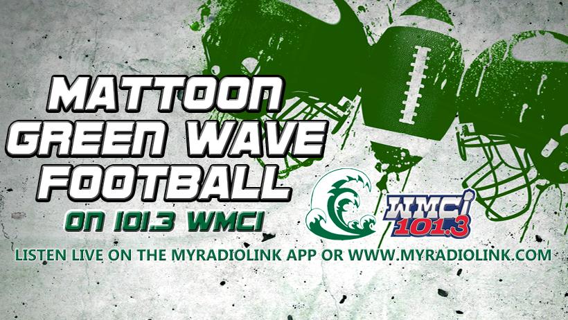 Green Wave Football on 101.3 WMCI