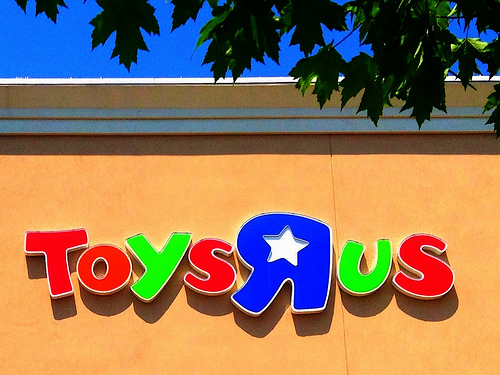 "Toys ""R"" Us To Close 200 More Stores"