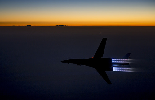 U.S. Air Strikes Kill 17 ISIS Militants