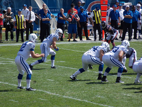 Quarterback Andrew Luck Not Playing In Home Opener