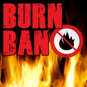 No Burn Policy in Effect