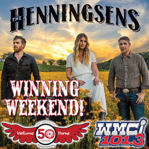 Winning Weekend on WMCI