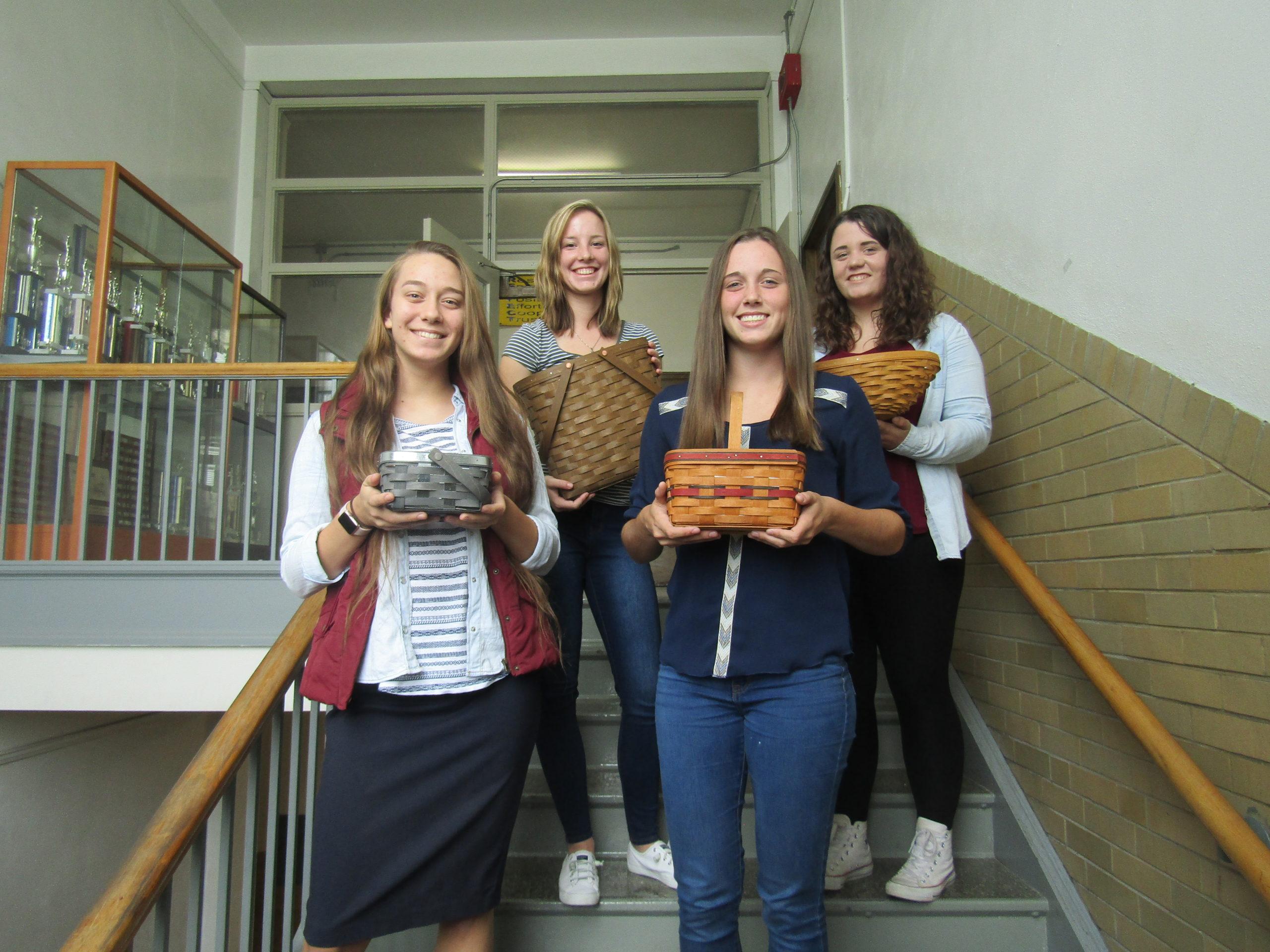 Basket Binga at Windsor High School