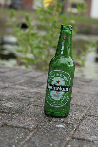 Heineken Gaining Popularity Outside Europe & U.S.